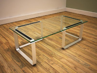 Loop coffee table